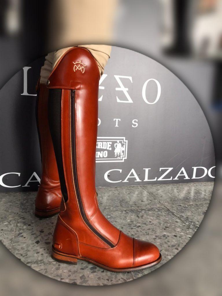 bota-montar-caballo-personalizada