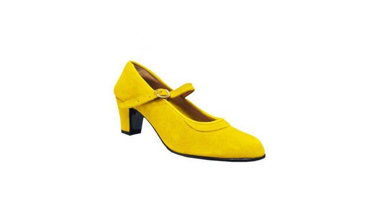 Zapato de baile ante Malaca