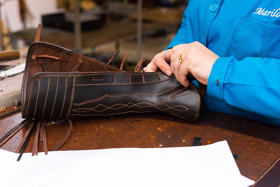 Equípate para la nueva temporada de caza con calzado y marroquinería de Valverde del Camino