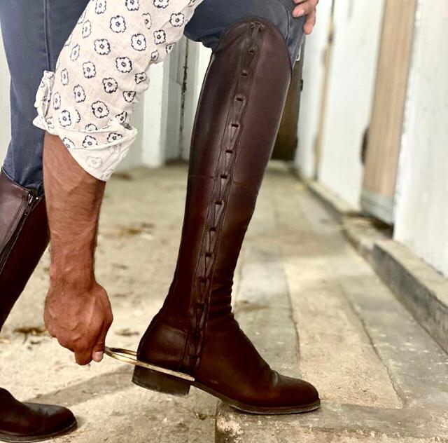 Botas para montar a caballo: adaptadas a ti